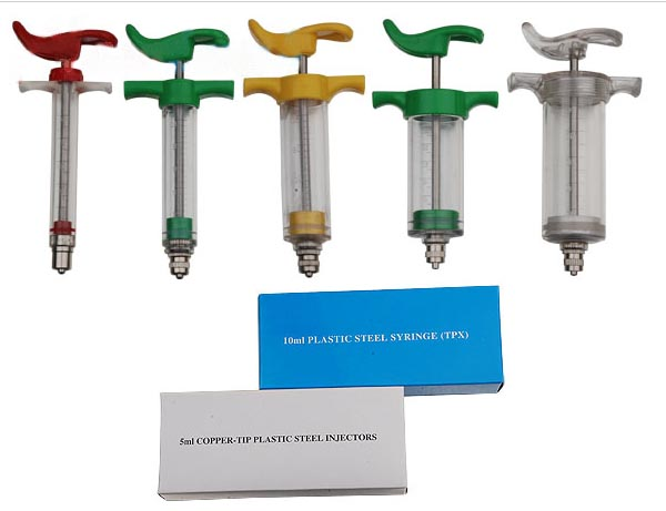 NL205 plastic steel syringes without dose nut nextelindustry.com