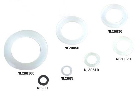 NL208 Silicon washer for plastic steel syringes nextelindustry.com
